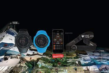 Suunto Ambit3 action image