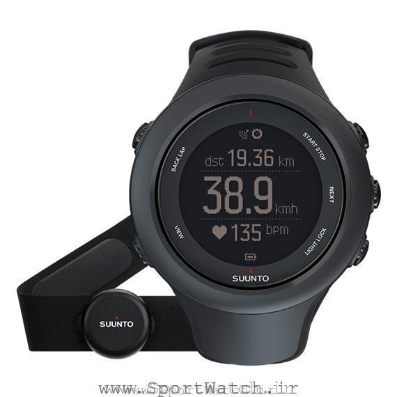 suunto ambit3 sport black hr SS020678000