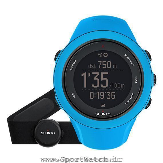 suunto ambit3 sport blue hr SS02679000