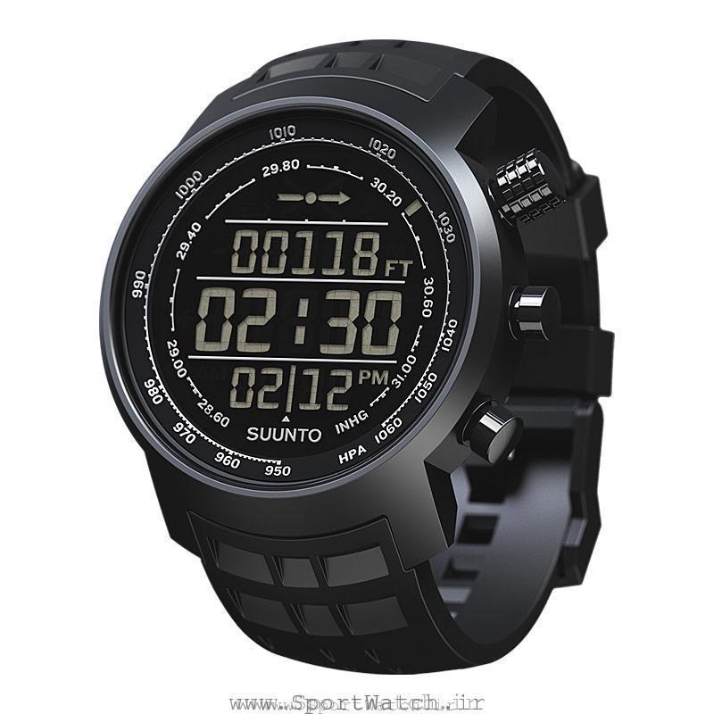 ساعت ورزشی سونتو Elementum Terra All Black