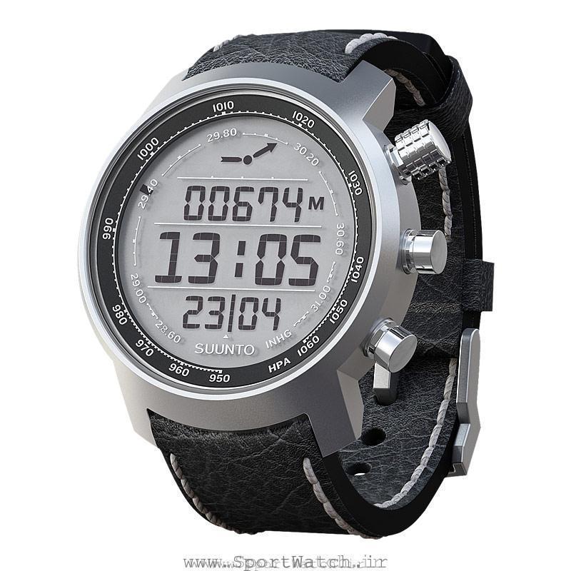 ساعت سونتو Elementum Terra Black Leather