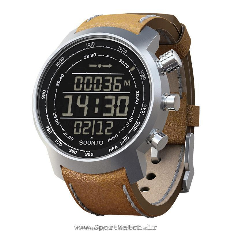ساعت سونتو Elementum Terra Brown Leather