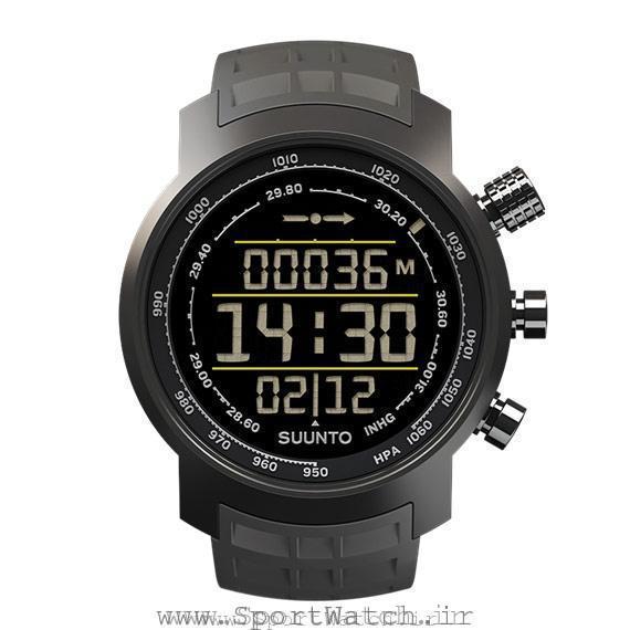ساعت سونتو Elementum terra stealth n gray rubber