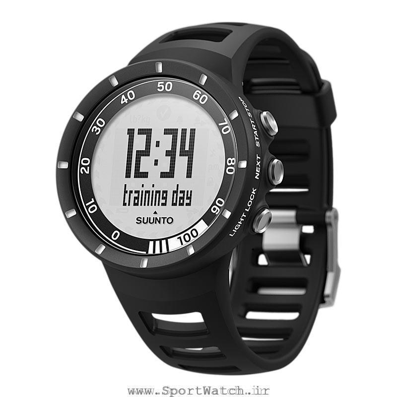 ساعت ورزشی سونتو Quest Black