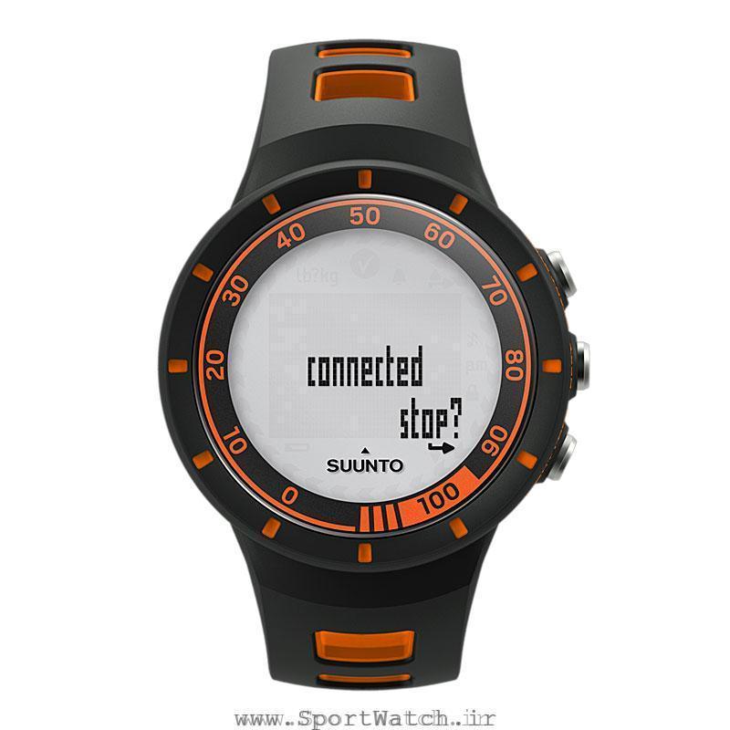 ساعت ورزشی سونتو Quest Orange