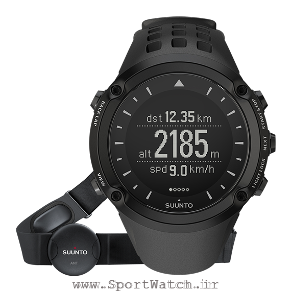 ساعت Suunto Ambit Black HR