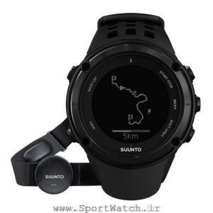 ساعت ورزشی سونتو Ambit2 Black HR ss019561000