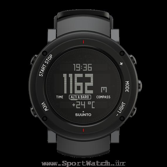 ساعت ورزشی سونتو Core Alu Deep Black
