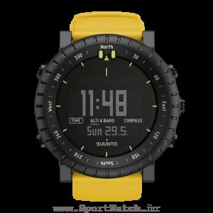 ساعت کوهنوردی Suunto Core Yellow Crush