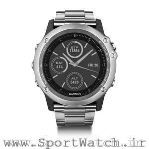 ساعت گارمین Fenix3 Sapphire Titanium