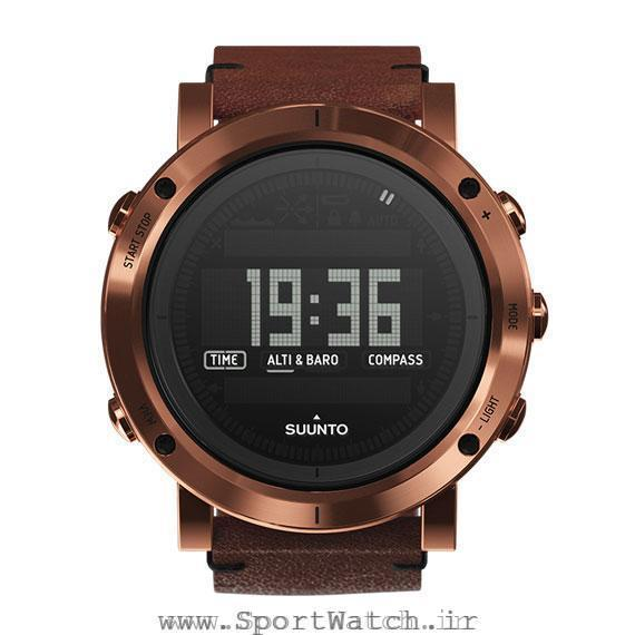 ساعت ورزشی suunto essential copper