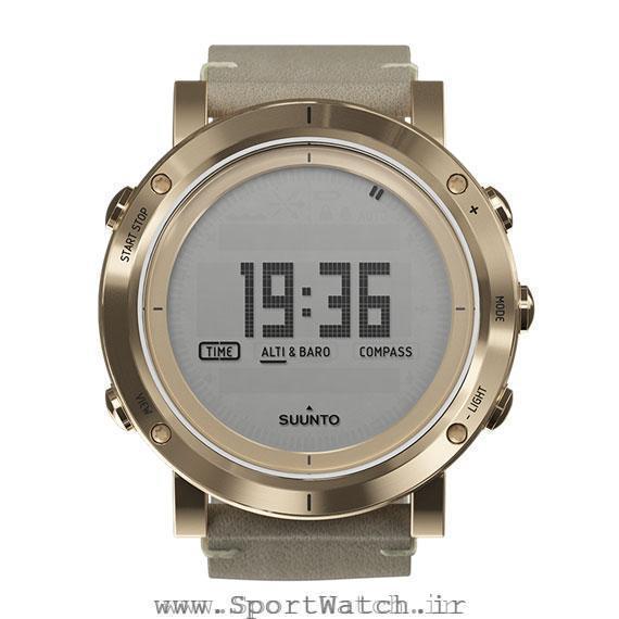 ساعت ورزشی سونتو suunto essential gold