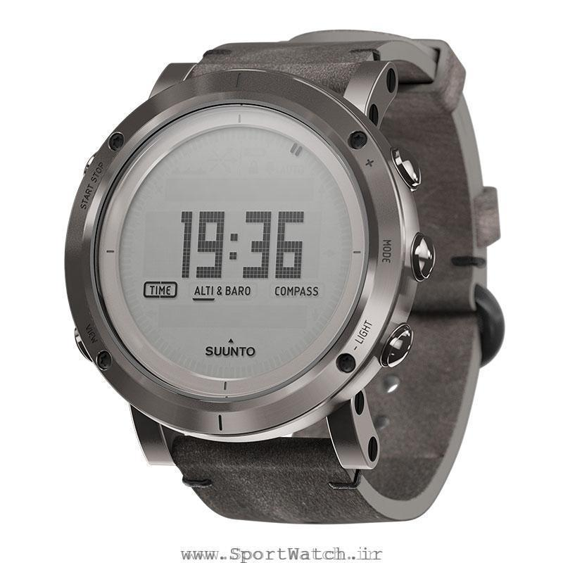 ساعت ورزشی suunto essential steel