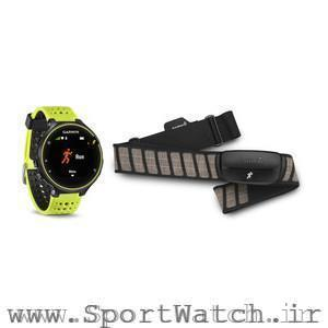 Forerunner 230 Force Yellow Bundle