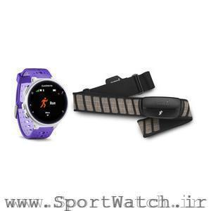 ساعت گارمین Forerunner 230 Purple Strike Bundle