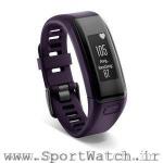 ساعت ورزشی گارمین Vivosmart HR Imperial Purple
