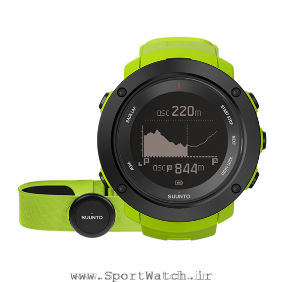 SS022226000 Ambit3 Vertical Lime HR