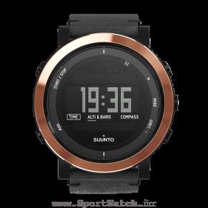 SS022439000 Suunto Essential Ceramic Copper Black Leather
