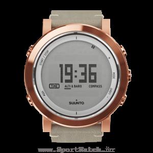 SS022441000 Suunto Essential Ceramic Copper Leather