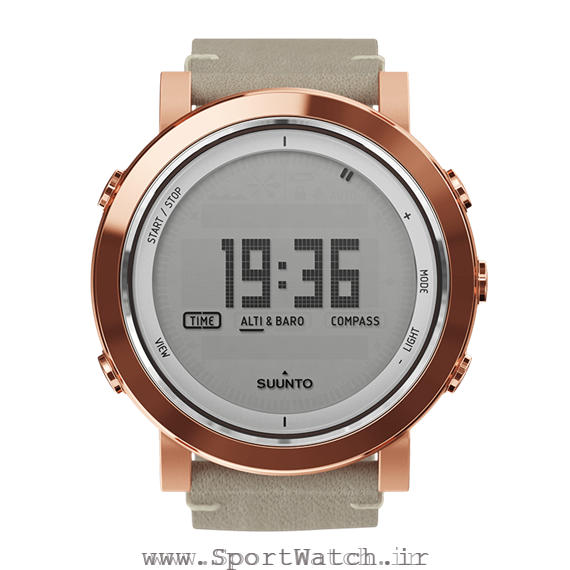 SS022441000 Suunto Essential Ceramic Copper Leather
