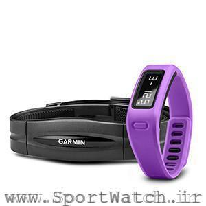 ساعت گارمین vivofit Purple Bundle