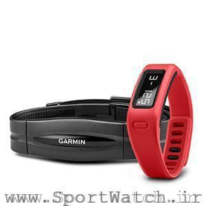 ساعت گارمین vivofit Red Bundle
