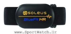 Soleus Bluefit Hr Chest Strap