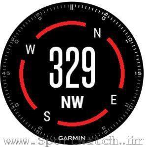 قطب نمای ساعت گارمین فنیکس 3