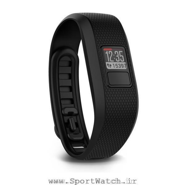 ساعت گارمین vivofit3 Black Regular