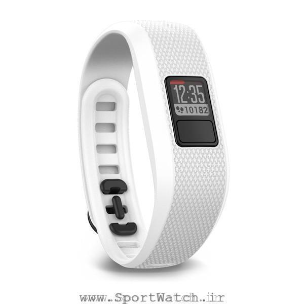 ساعت گارمین vivofit3 White Regular