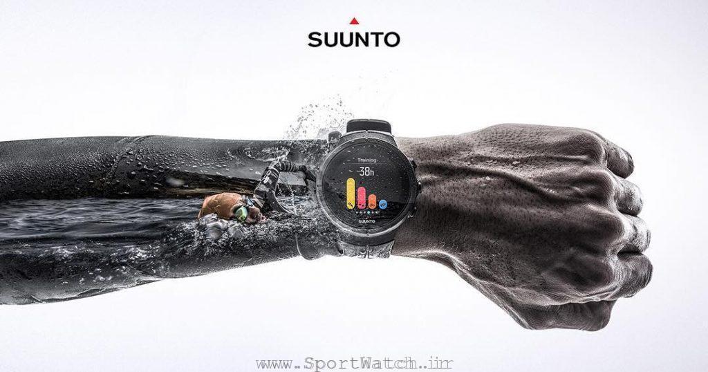 ساعت سونتو Suunto Spartan