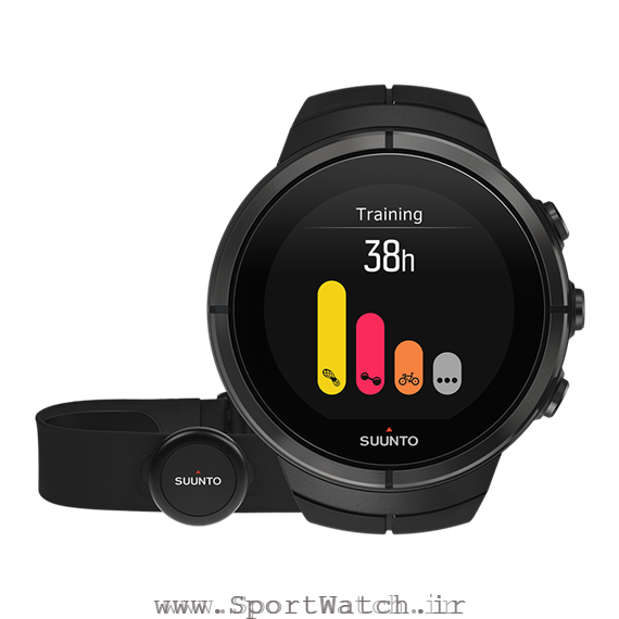 SS022654000 Suunto Spartan Ultra All Black Titanium HR