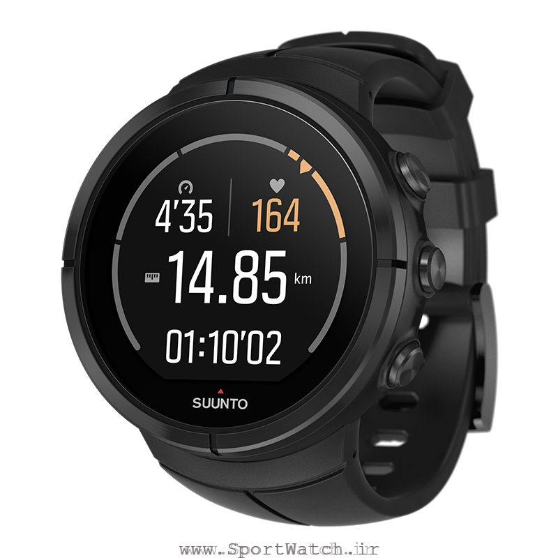 SS022655000 Suunto Spartan Ultra All Black Titanium