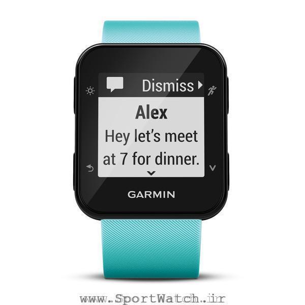 تلگرام ساعت ورزشی