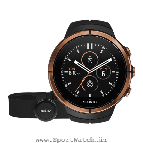 ss022944000 suunto spartan ultra copper special edition hr