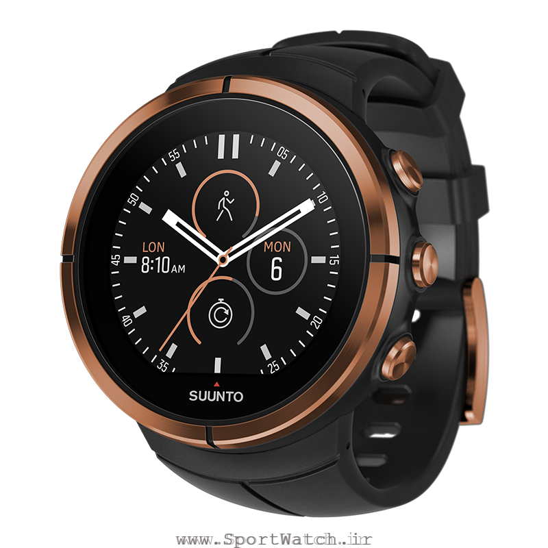 ss022945000 suunto spartan ultra copper special edition