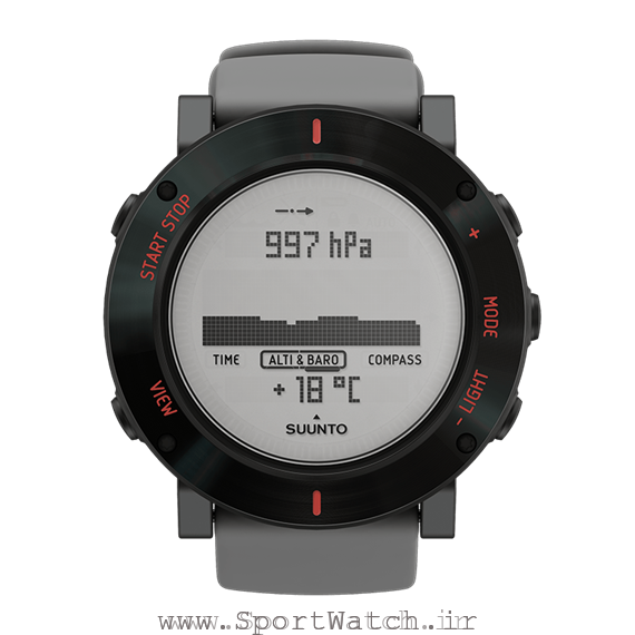 ss020691000 Suunto Core Gray Crush