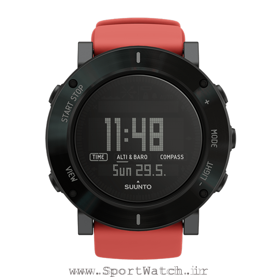 ss020692000 Suunto Core Coral Crush