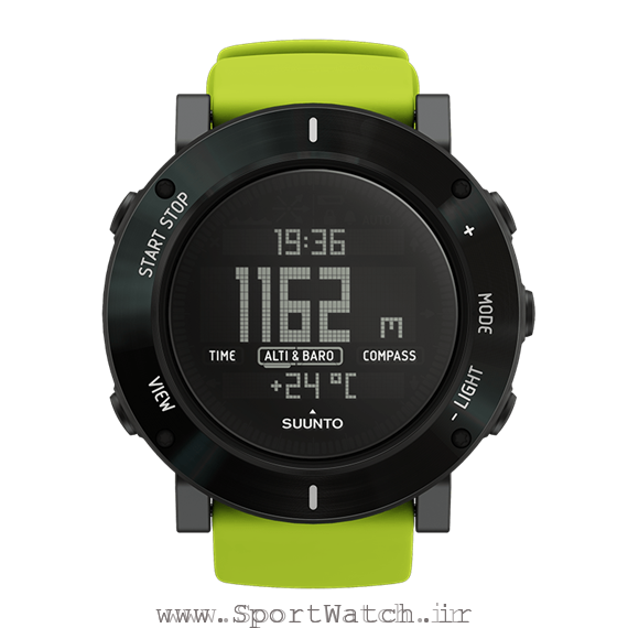 ss020693000 Suunto Core Crush Lime