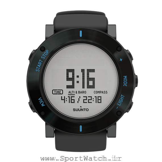 ss021372000 Suunto Core Crush Graphite