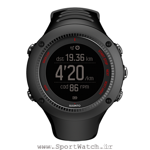 ss021256000 Ambit3 Run Black