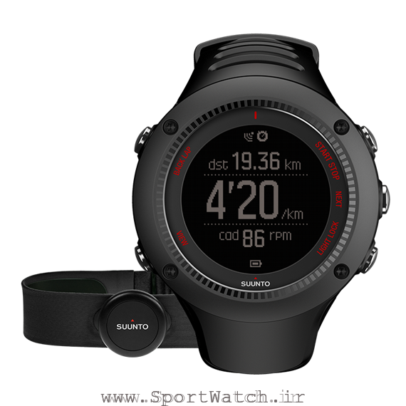 ss021257000 Ambit3 Run Black HR