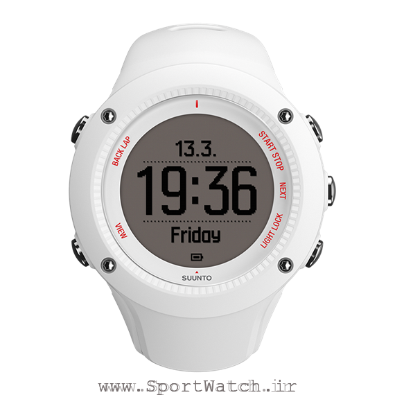 ss021258000 Suunto Ambit3 Run White