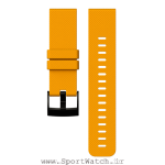 Traverse Amber Silicone Strap ss021847000
