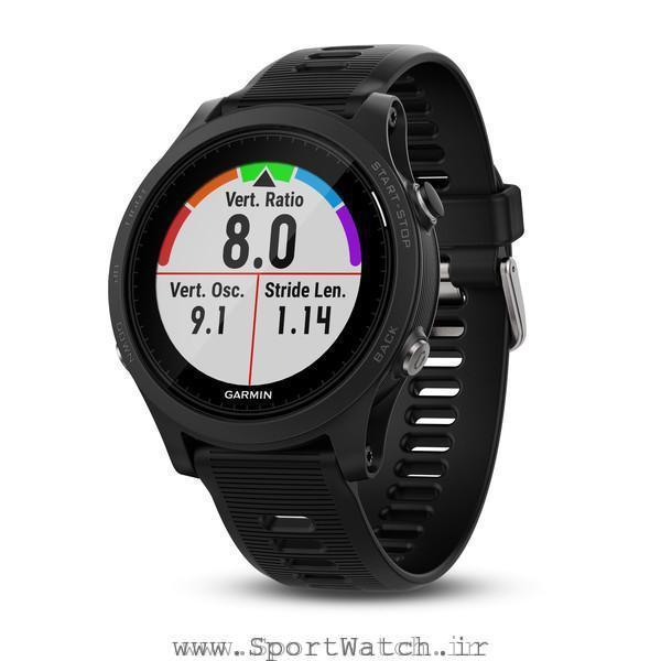 Garmin Smartwatch Forerunner 935 Black