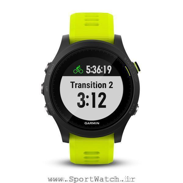 Forerunner 935 Black with Yellow straps