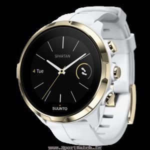 spartan sport wrist hr gold ss023405000