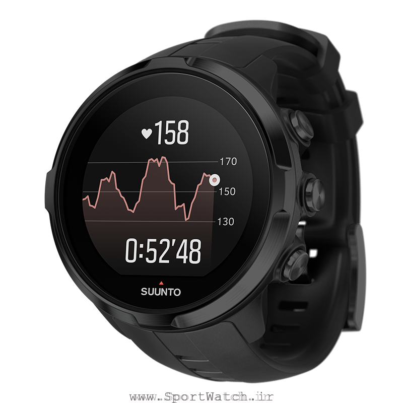 ss022662000 suunto spartan sport wrist hr all black