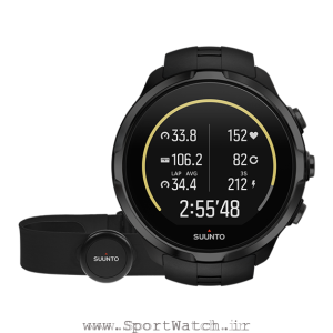 ss023364000 suunto spartan sport wrist hr all black hr belt