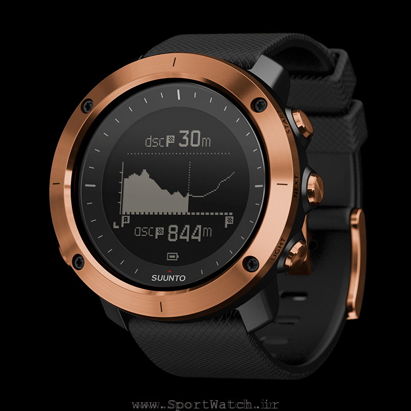 ss023443000 suunto traverse alpha copper